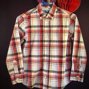 Old Navy, Boys, Button-down, Long Sleeve Shirt